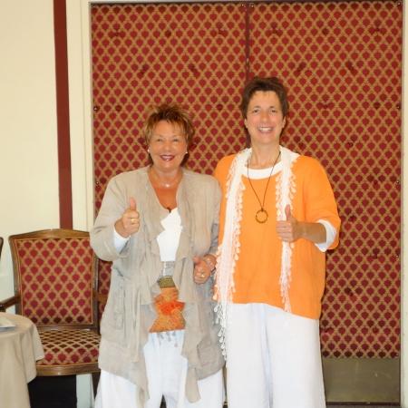 Anne Hübner e Tanja Aeckersberg